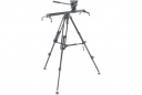 H Head, S8 Slider, Tripod with Mid-level spreader, RC-20 Case, S8 Case