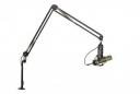 ProBoom Elite brazo de micrfono con elevador (Shadow White)