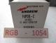 RGB - 1054 ANDREW F4PDR-C DIN MALE SIKU FSJ4