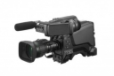 SD/HD Studio Camera with viewfinder, monaural microphone and 20x zoom lens