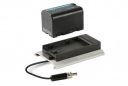 Sony BP-U60 and BP-U30 Battery Mount for DAC Converters